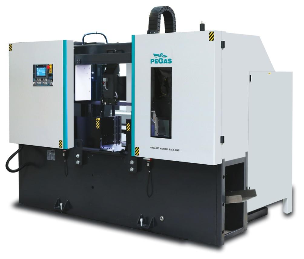 Ленточнопильный станок HERKULES+X-CNC