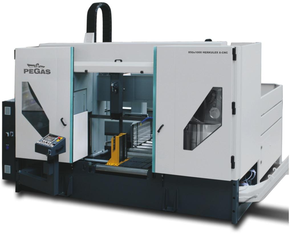 Ленточнопильный станок Pegas 850x1000 HERKULES+X-CNC фото