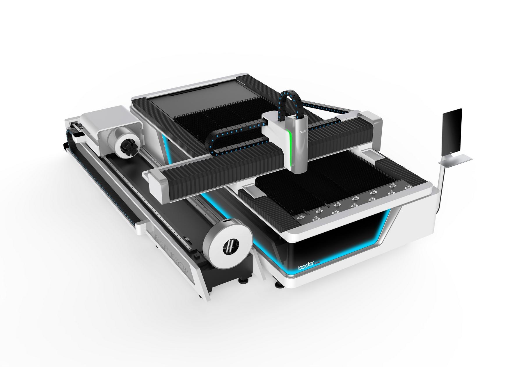 Лазерный станок для резки серии F-T